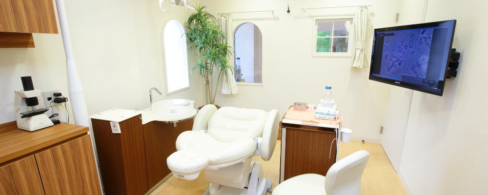地域トップレベルの総合歯科